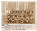 Lecompton Rural High School Football Team of 1932, Lecompton, Kansas - front