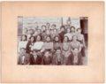 Lecompton High School, District #36, Lecompton, Kansas - front