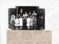 1930-1931 First and Second Grade Class Photo, Lecompton Grade School