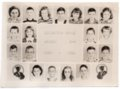 Lecompton Grade School, Third and Fourth Grades, 1951-1952, Lecompton, Kansas - front
