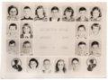 Lecompton Grade School, Third and Fourth Grades, 1951-1952, Lecompton, Kansas - front