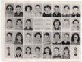 Lecompton Grade School, Third and Fourth Grades, 1955-1956, Lecompton, Kansas - front