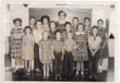 Greenwood Valley School, 1959-1960, Lecompton township, Douglas County, Kansas - front