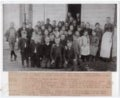 4th & 5th Grade Students of Lecompton Grade School, 1892-1893, Lecompton, Kansas - front