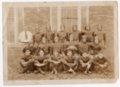 1932 Lecompton Rural High School Football Team, Lecompton, Kansas - front