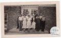 Lecompton High School Sophomore Class, Lecompton, Kansas - front