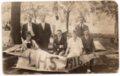 1916 Graduating Class of Lecompton High School, Lecompton, Kansas