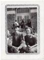 Lecompton Rural High School Students, Lecompton, Kansas - front