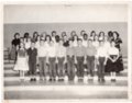 Lecompton Seventh Grade Class, Lecompton, Kansas - front