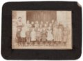 1905 Lecompton First Grade, Lecompton, Kansas - front