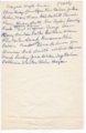 1914 Lecompton Fourth Grade; Lecompton, Kansas - identification front