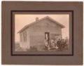 Starr and Young School District No. 19, Lecompton township, Douglas County, Kansas - front