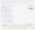 Lecompton High School Basketball Champs, 1935, Lecompton, Kansas - back