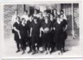 1928 Lecompton High School Girls Basketball team, Lecompton, Kansas