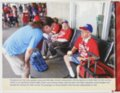 Kansas Honor Flight July 31-August 2, 2012 PFC John L Meyer - 2