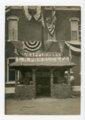 L.H. Powell & Company booth, Kaffir Corn Carnival, El Dorado, Kansas - front