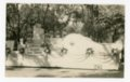 1927 Kaffir Corn Queen float, El Dorado, Kansas