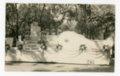 1927 Kaffir Corn Queen float, El Dorado, Kansas - front