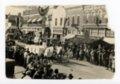 Ku Klux Klan float, Kaffir Corn Carnival parade, El Dorado, Butler County, Kansas - front