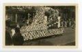 Children's float, Kaffir Corn Carnival Parade, El Dorado, Butler County, Kansas - front