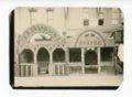 Fairmount and Spring Township Booths, Kaffir Corn Carnival, El Dorado, Kansas - front