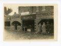 Township booths at the Kaffir Corn Carnival in El Dorado, Butler County, Kansas - 03 - front