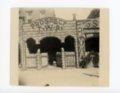 Prospect Township booth, Kaffir Corn Carnival, El Dorado, Butler County, Kansas - front