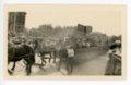 Elcoln school float, Kaffir Corn Carnival Parade, El Dorado, Butler County, Kansas - front
