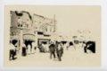 Township booths along east Central Avenue, Kaffir Corn Carnival, El Dorado, Butler County, Kansas - front