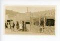 Kaffir Corn display booths, El Dorado, Butler County, Kansas - front