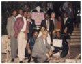 Omega Psi Phi fraternity, Washburn University, Topeka, Kansas - 11