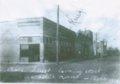 Arcadia mining camp, Crawford County, Kansas - Race Street, Arcadia, KS, 1914