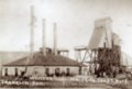 Franklin, Crawford County, Kansas - Western #15, Western Coal Mining Co. Shaft no. 15. Franklin, KS