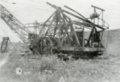 Cherokee mining camp, Crawford County, Kansas - Sabotaged Mining Equipment, 07/01/1950