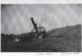 Monmouth, Crawford County, Kansas - Steam Shovel Working, Apex, 1952