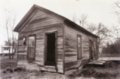 Chicopee mining camp, Crawford County, Kansas - 2 Room Company House, Chicopee, KS