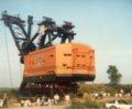 West Mineral, Cherokee County, Kansas - Big Brutus Dedication, 07/13/1985