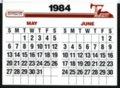 Hesston 1984 calendar - 5