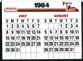 Hesston 1984 calendar - 6