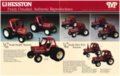 Hesston Corporation miniatures brochure - center