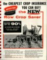 Row crop saver flyer - front