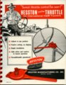 Friction throttle flyer