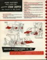 Straw chopper and spreader flyer - back