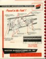 Retractable finger auger flyer - back