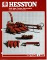 FiatAgri Hesston product brochure