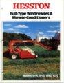 Hesston farm equipment binder - p1-front