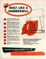 Hesston Straw Chopper booklet - p7