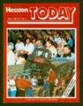 Hesston Today magazine - cover