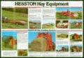Hesston farm equipement flyer - back