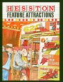 Hesston Feature Attractions publication - cover